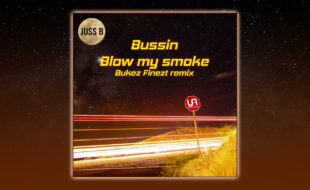 Juss B uprise audio artwork
